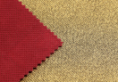 Metallic Checker(Red), Gold