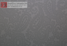 Watermark Paper, Paisley, Silver